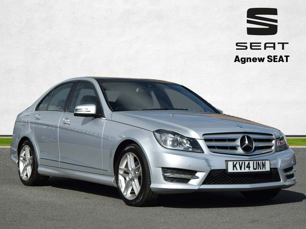 Mercedes-Benz C Class Saloon 2.1 C220 CDI AMG Sport Edition (Premium Plus) 7G-Tronic Plus 4dr