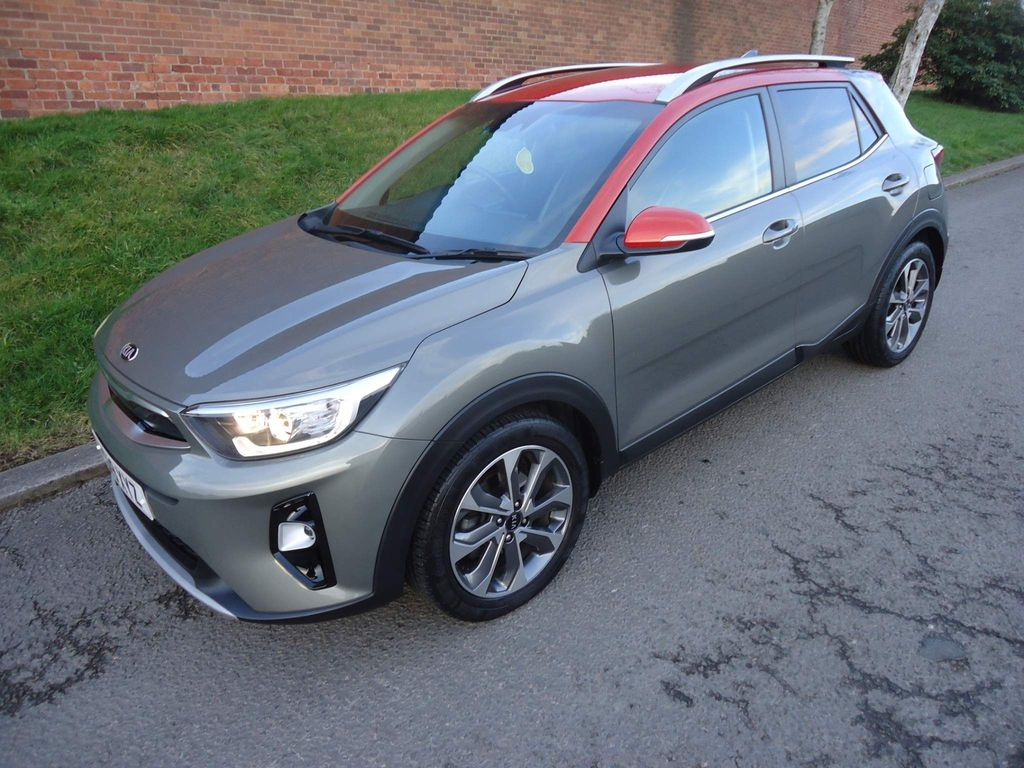 Kia Stonic SUV 1.0 T-GDi 4 DCT (s/s) 5dr