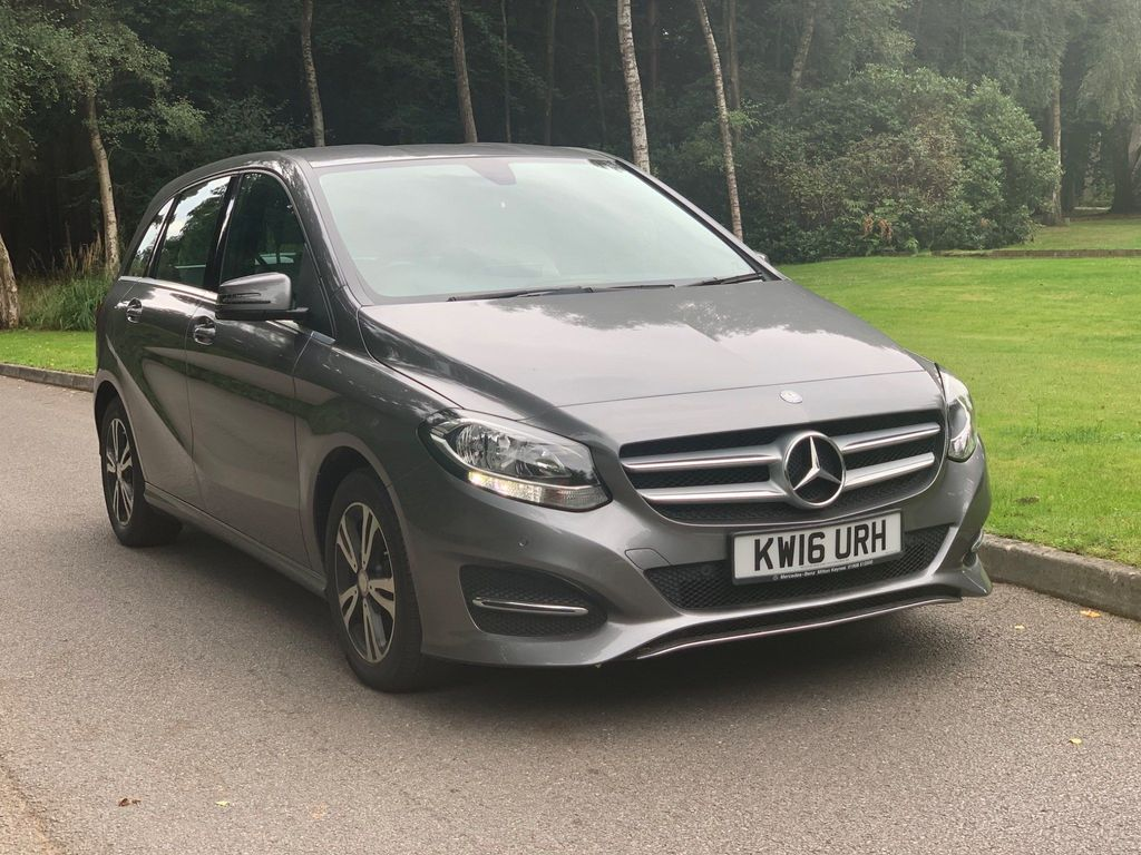 Mercedes-Benz B Class MPV 1.5 B180d SE (Executive) 7G-DCT (s/s) 5dr