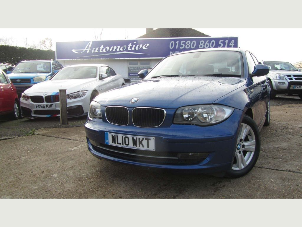 BMW 1 Series Hatchback 2.0 116i SE 5dr