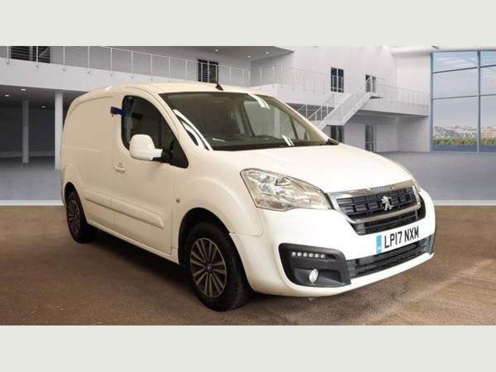 Peugeot Partner Panel Van 1.6 HDi Professional L1 850 ATV Panel Van SWB 4dr