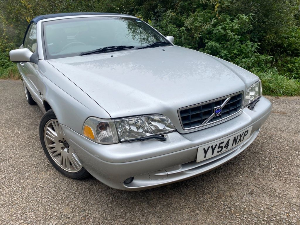 Volvo C70 Convertible 2.0 T 2dr