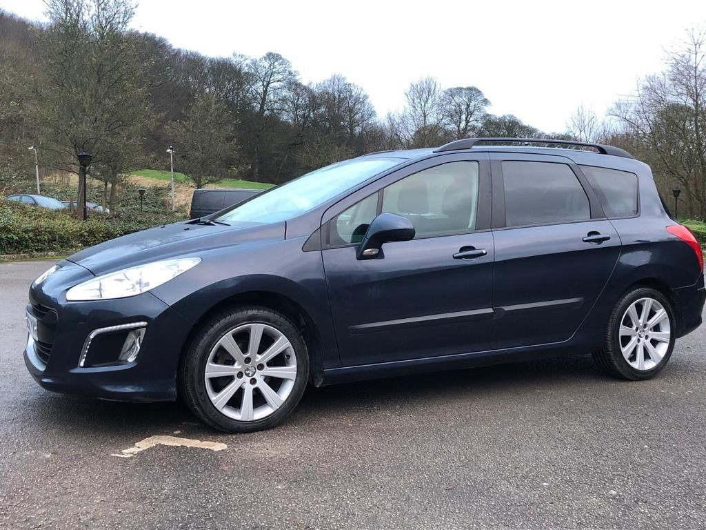 Peugeot 308 SW Estate 1.6 VTi Access 5dr