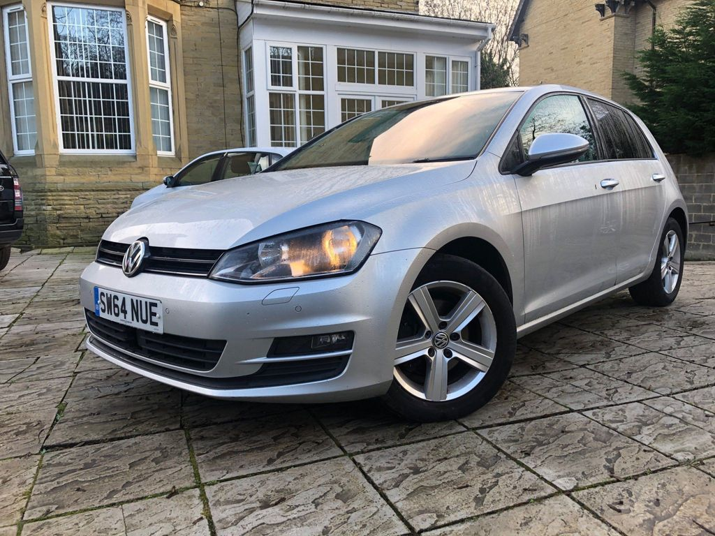 Volkswagen Golf Hatchback 2.0 TDI BlueMotion Tech Match DSG (s/s) 5dr
