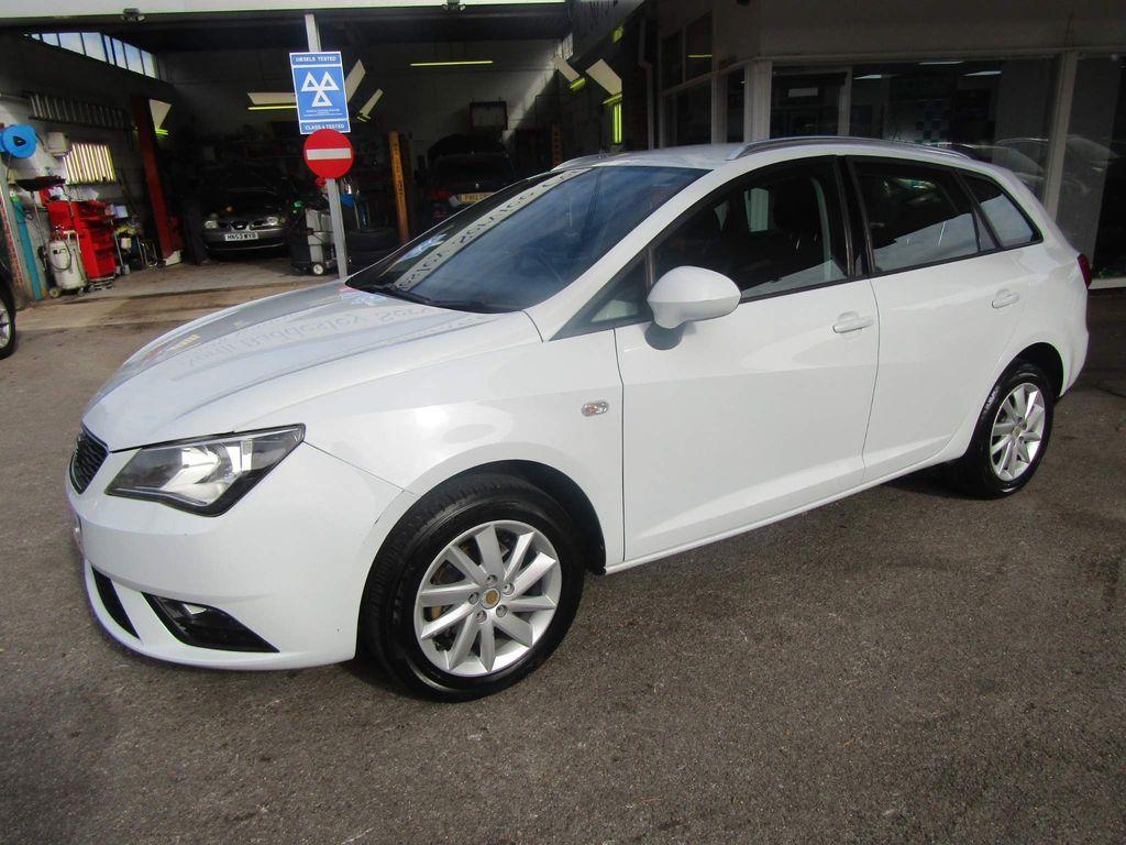 SEAT Ibiza Estate 1.4 SE ST 5dr