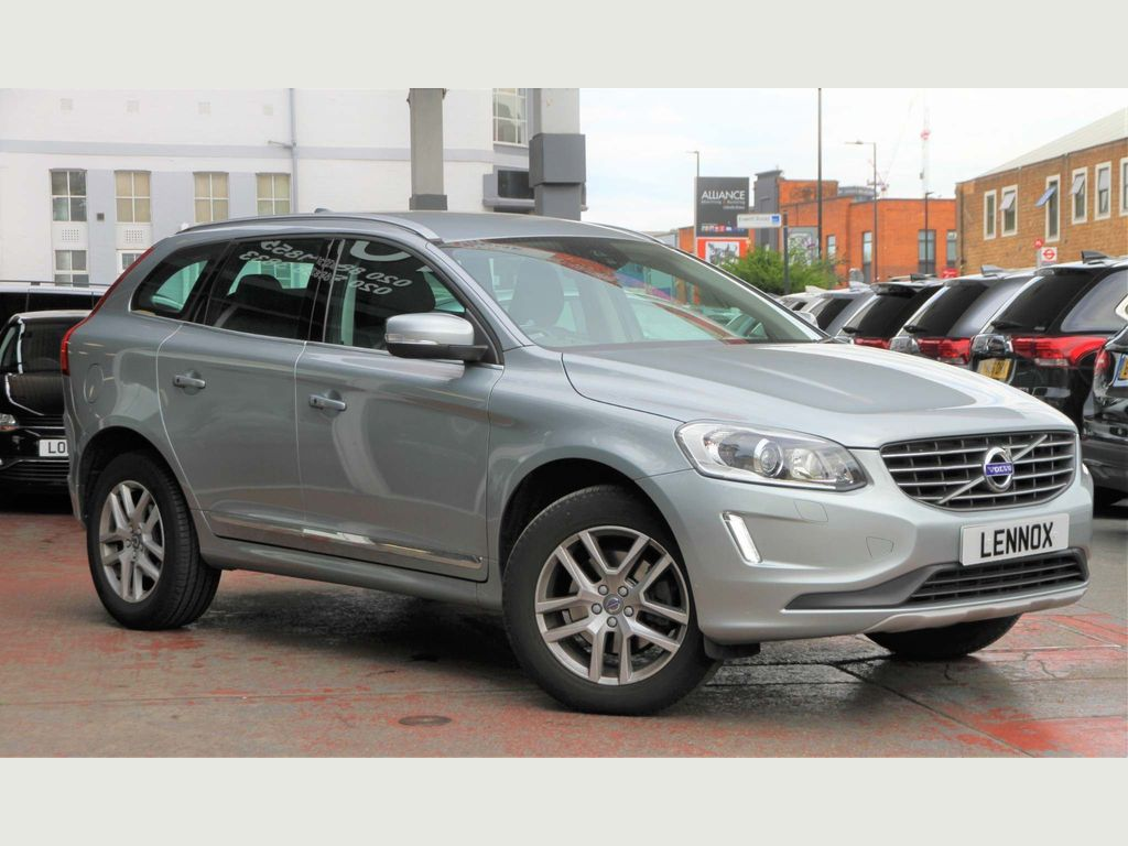 Volvo XC60 SUV 2.0 T5 SE Lux Nav Geartronic (s/s) 5dr