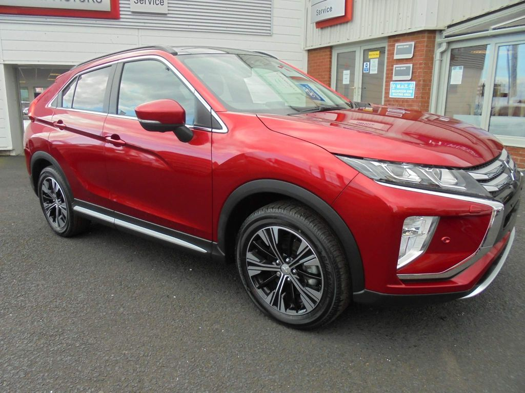 Mitsubishi Eclipse Cross SUV 1.5T Exceed (s/s) 5dr