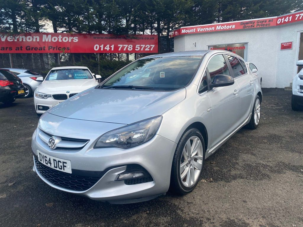 Vauxhall Astra Hatchback 2.0 CDTi Tech Line GT (s/s) 5dr