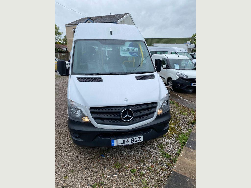 Mercedes-Benz Sprinter Other 2.2 CDI 513 Window H/R Mobility 4dr (LWB)