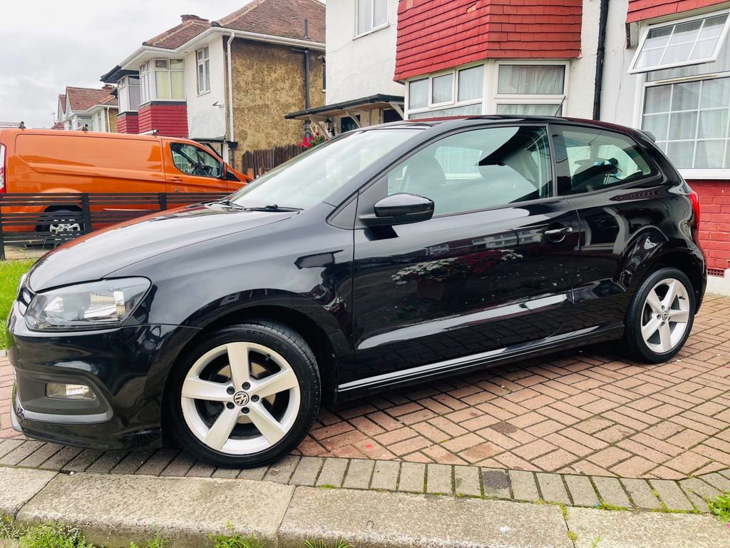 Volkswagen Polo Hatchback 1.2 R-Line Style 3dr (A/C)