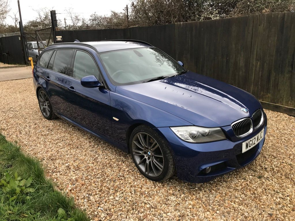 BMW 3 Series Estate 2.0 320d Sport Plus Edition Touring 5dr