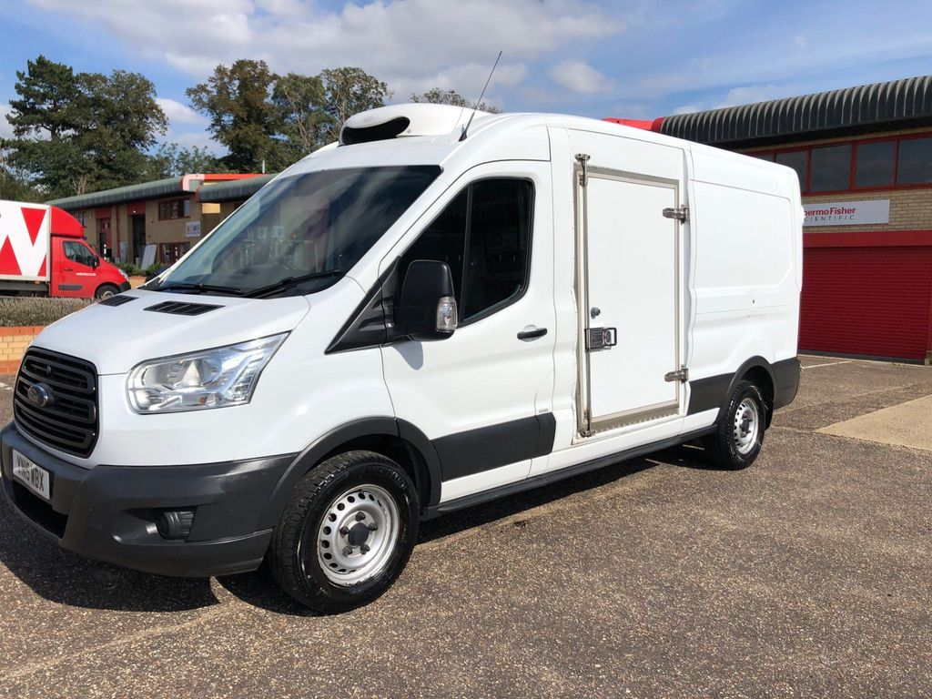 Ford Transit Temperature Controlled Freezer / Chiller Van . Standby