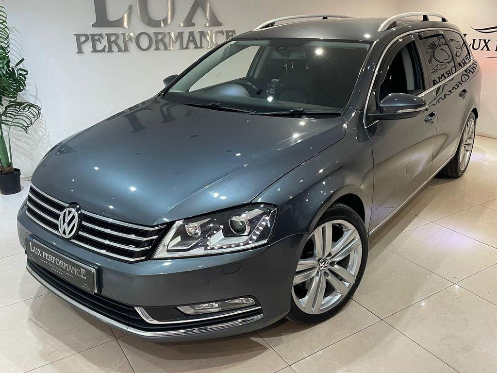 Volkswagen Passat Estate 2.0 TDI BlueMotion Tech Executive Style DSG (s/s) 5dr