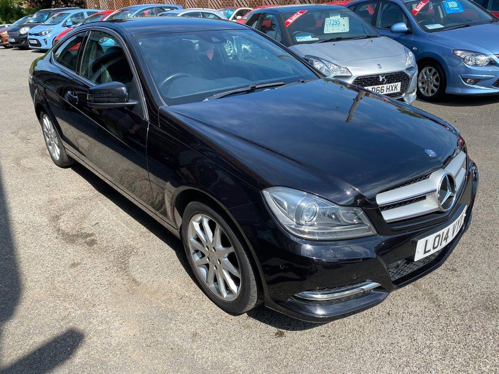 Mercedes-Benz C Class Coupe 2.1 C220 CDI SE (Executive Premium) 2dr