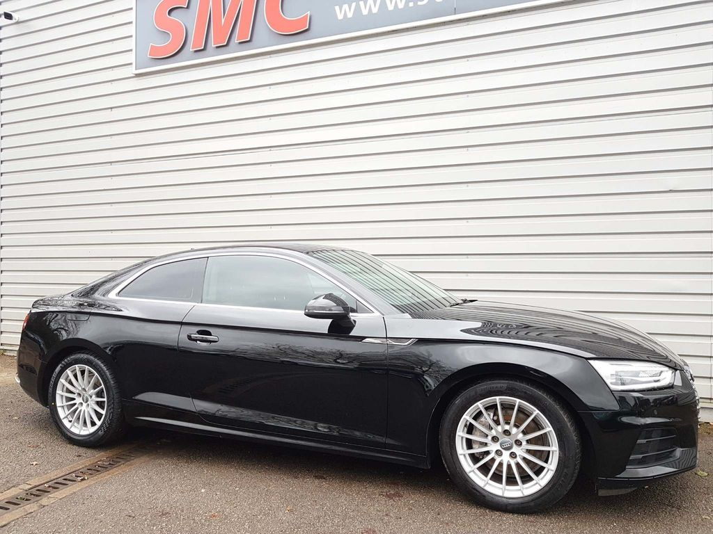 Audi A5 Coupe 2.0 TDI ultra SE S Tronic (s/s) 2dr