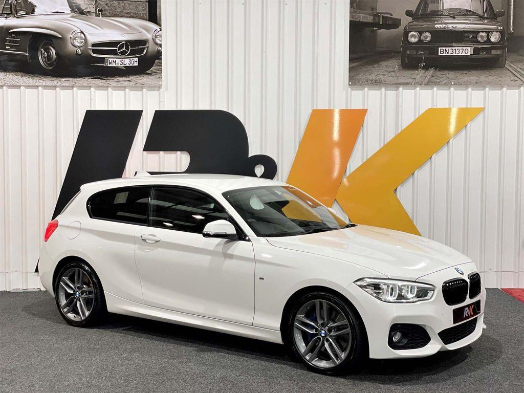 BMW 1 Series Hatchback 2.0 118d M Sport (s/s) 3dr