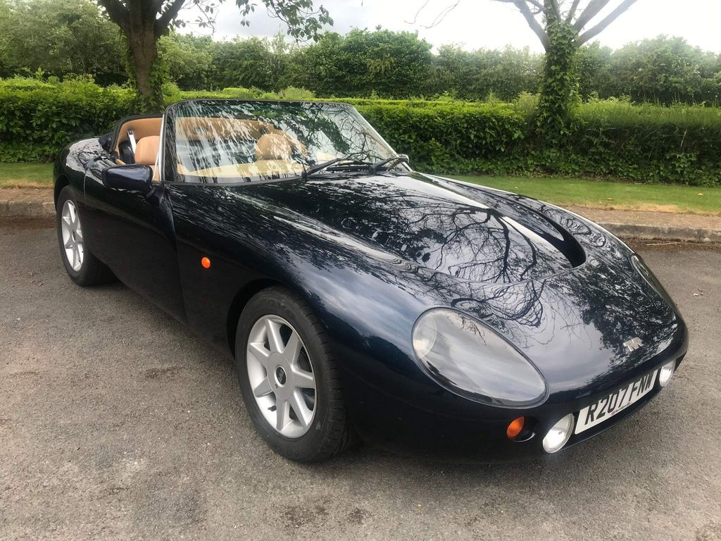 TVR Griffith Convertible 5.0 500 2dr