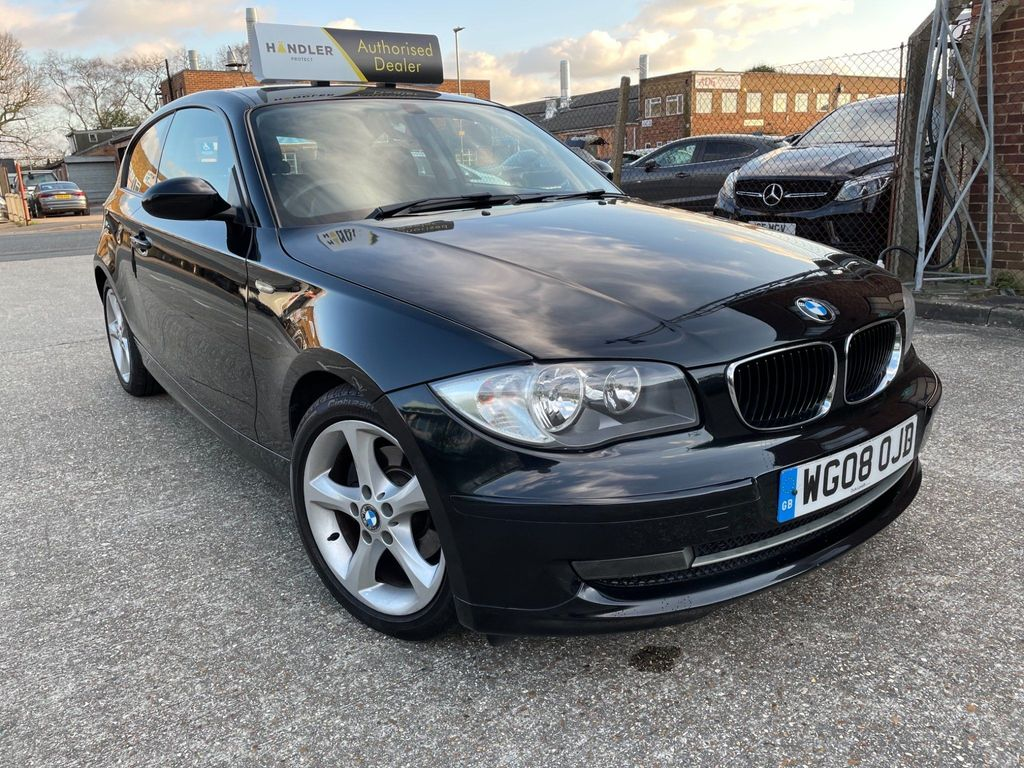BMW 1 Series Hatchback 2.0 118d Edition ES 3dr