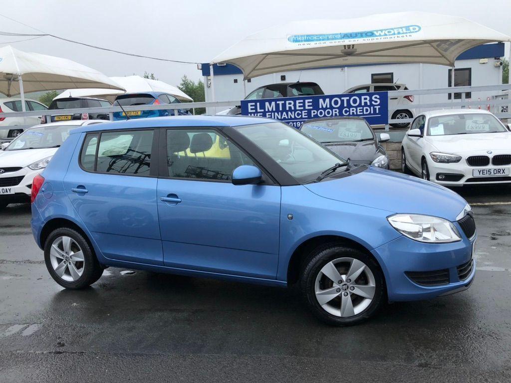 SKODA Fabia Hatchback 1.2 12v SE 5dr