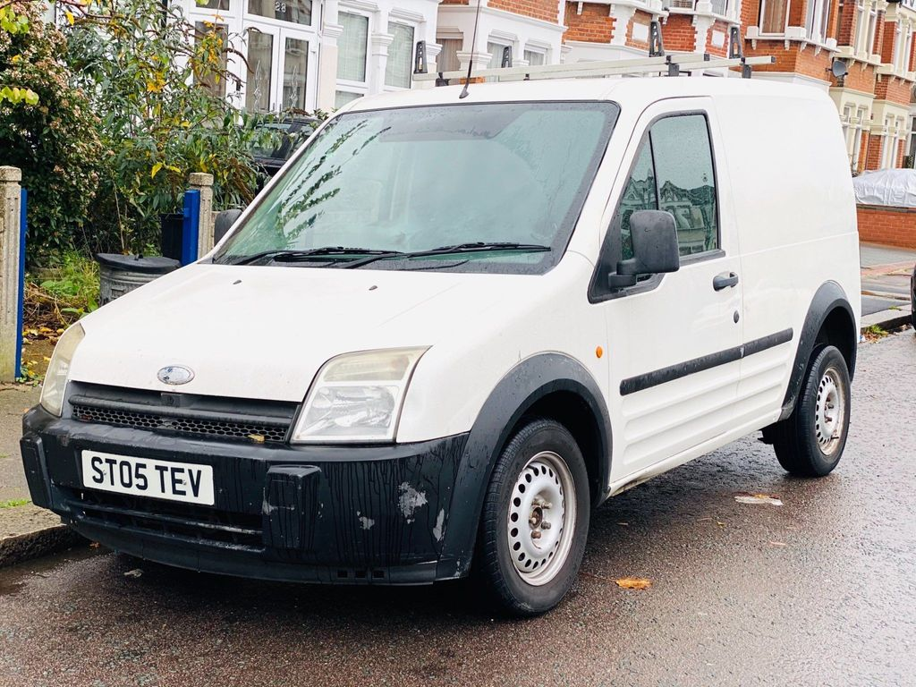 Ford Transit Connect Panel Van 1.8 TDCi T220 Low Roof L 4dr