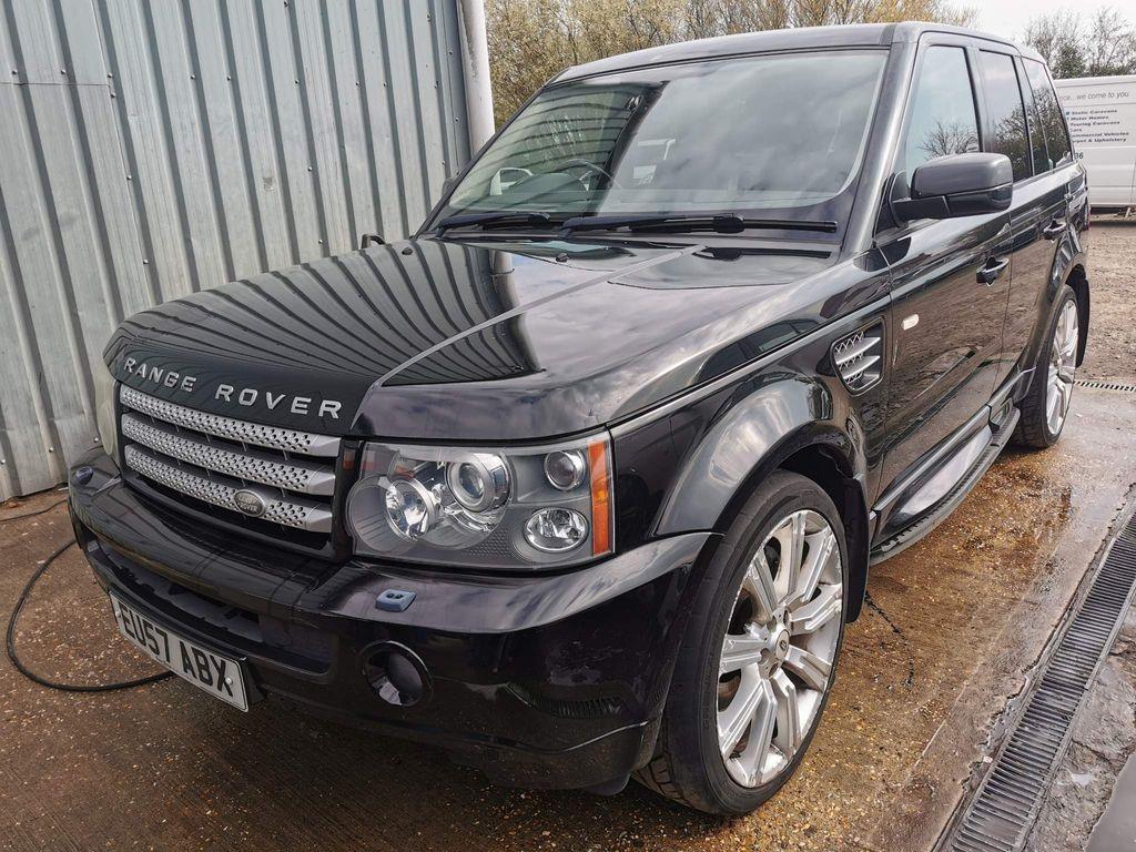 Land Rover Range Rover Sport SUV