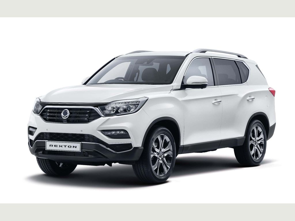 SsangYong Rexton SUV 2.2D Ice T-Tronic 4WD 5dr (7 Seat)