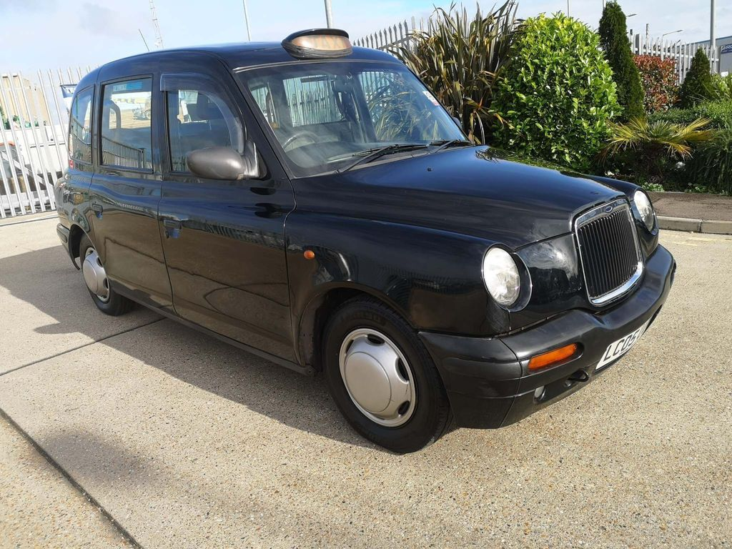 London Taxis International TXII Unlisted