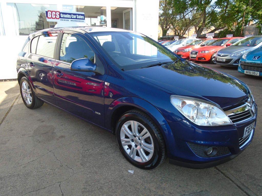Vauxhall Astra Hatchback 1.8 VVT Design 5dr