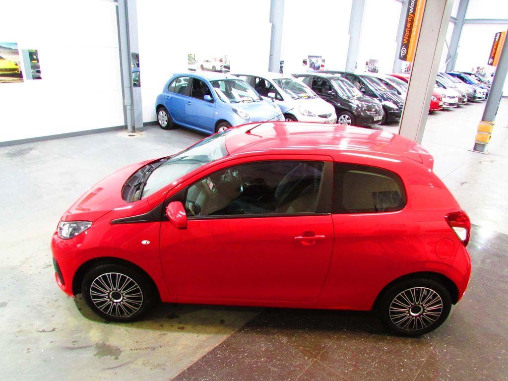 Peugeot 108 Hatchback 1.0 VTi Active 3dr