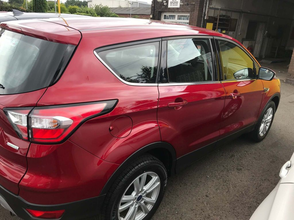 Used Ford Kuga Suv 1.5t Ecoboost Zetec (S/s) 5dr in Dudley ...