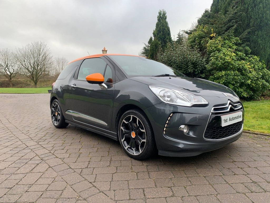 Citroen DS3 Hatchback 1.6 VTi DStyle By Benefit 3dr
