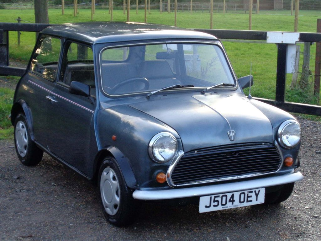 Rover Mini Saloon 1.0 Neon Limited Edition 2dr