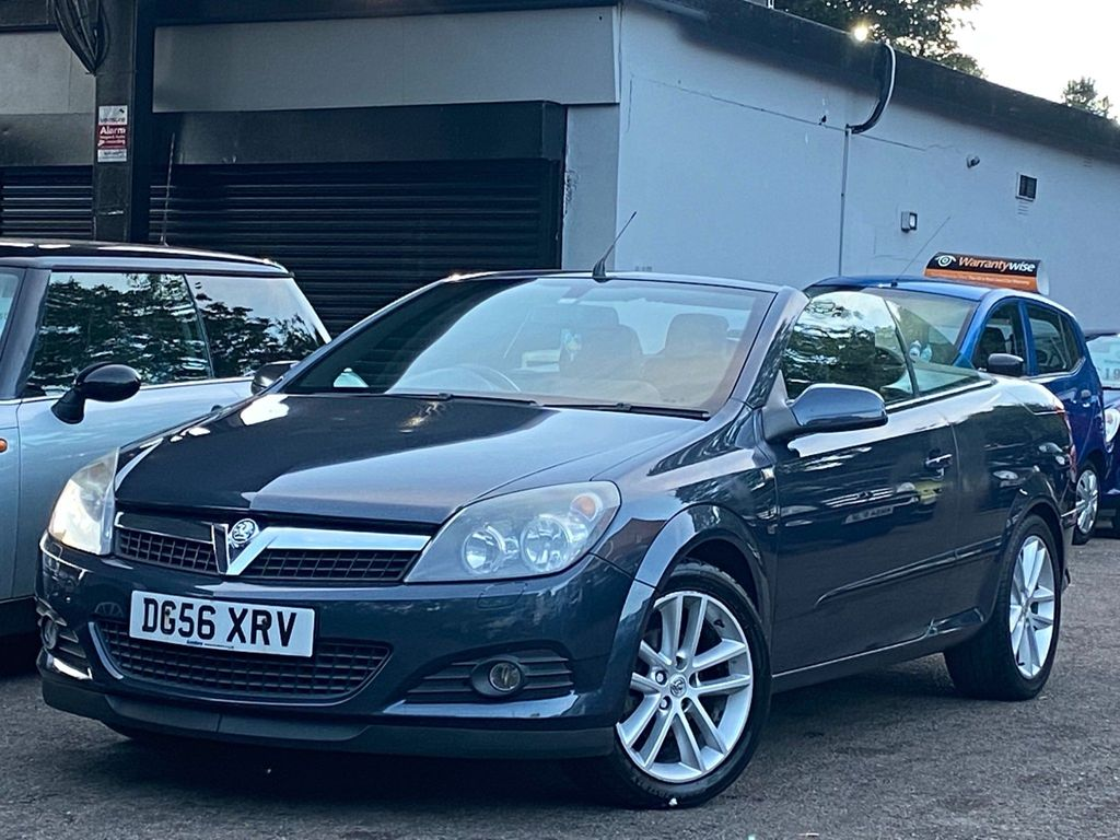 Vauxhall Astra Convertible 1.8 i 16v Sport Twin Top 2dr