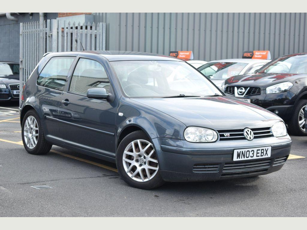Volkswagen Golf Hatchback 2.3 VR5 3dr