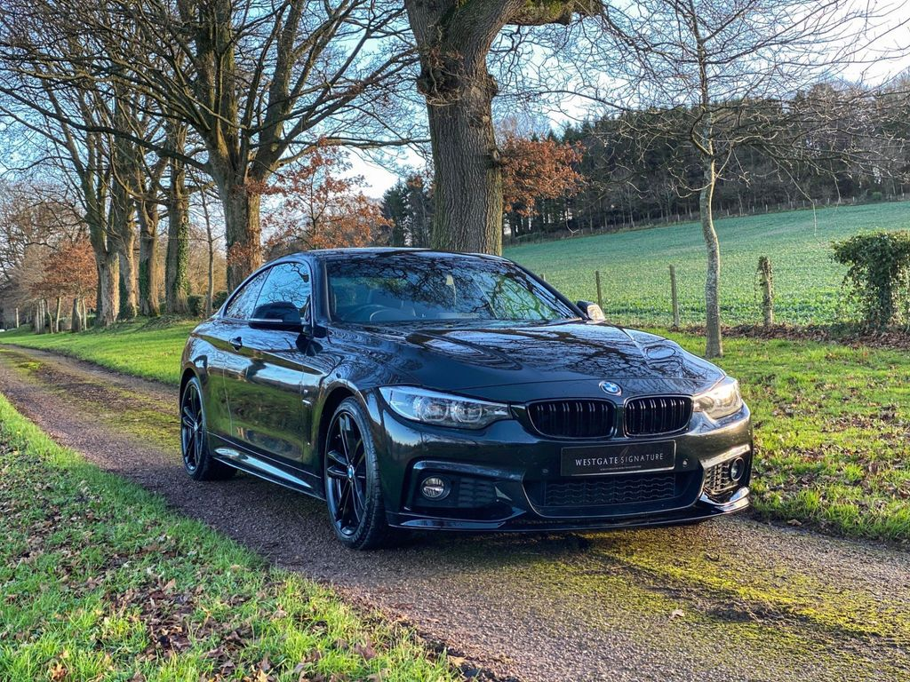 BMW 4 Series Coupe 2.0 420i M Sport Auto (s/s) 2dr