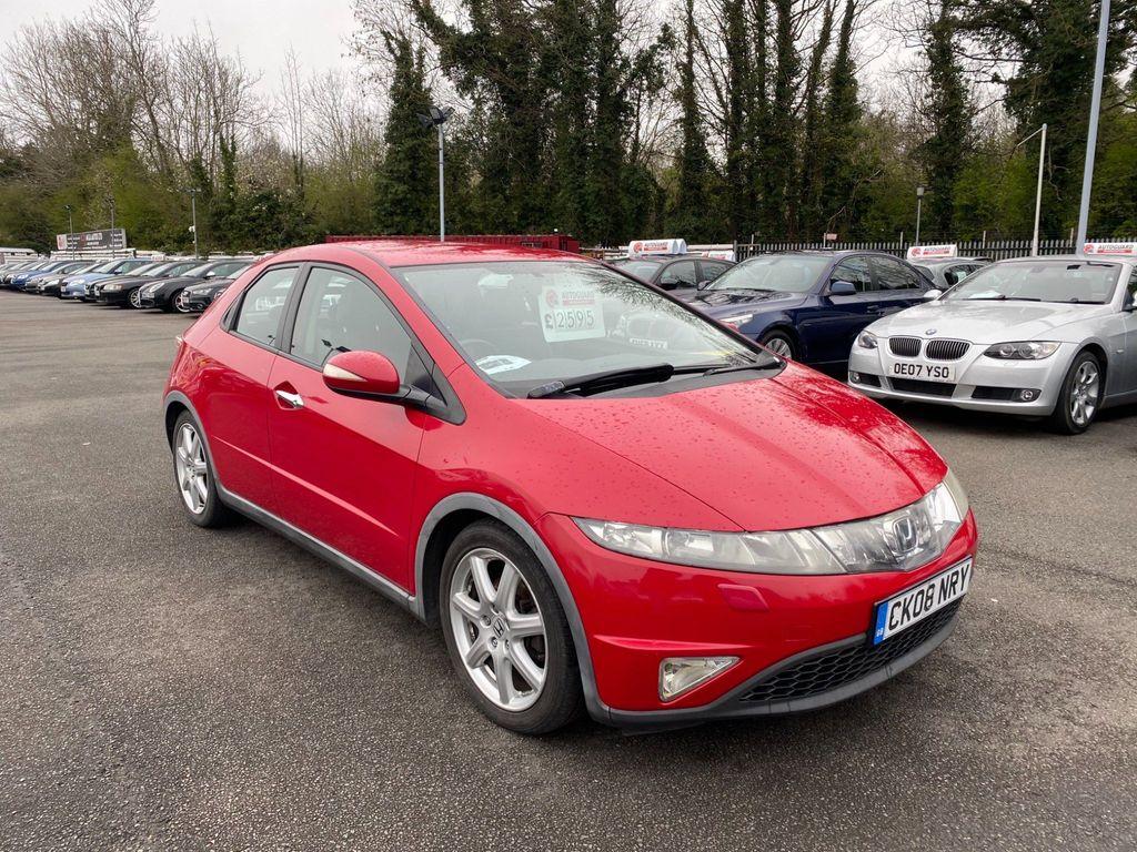 Honda Civic Hatchback 2.2 i-CTDi Sport 5dr