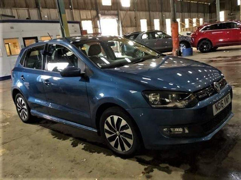 Volkswagen Polo Hatchback 1.0 TSI BlueMotion Tech BlueMotion (s/s) 5dr