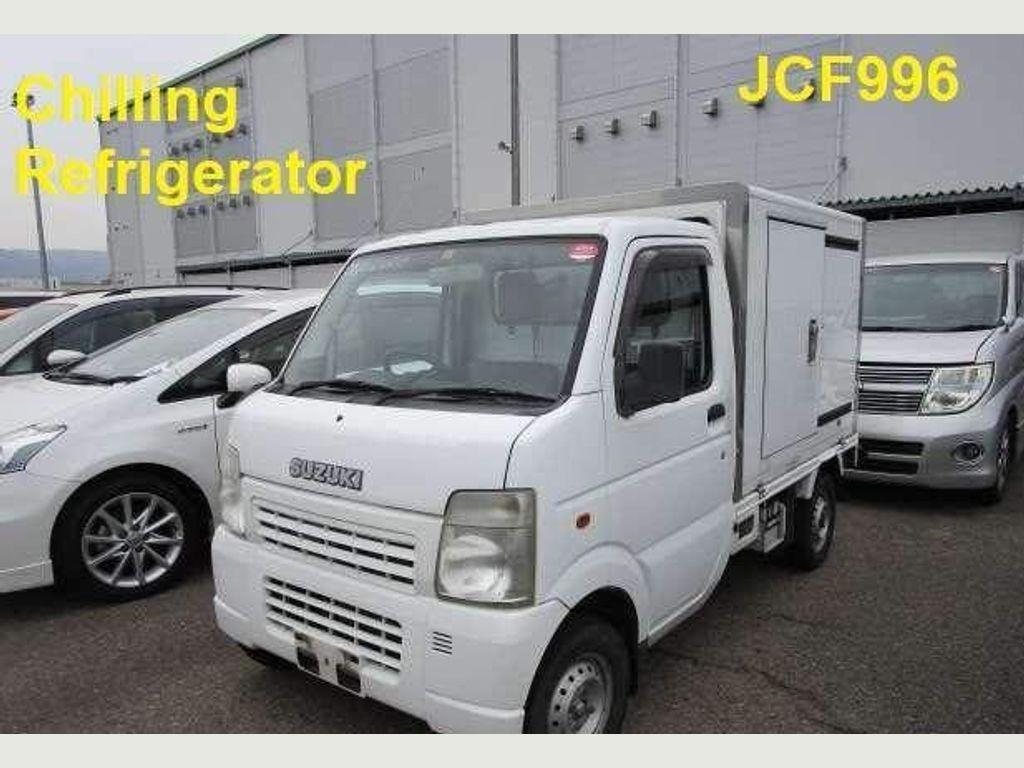 Suzuki Carry Temperature Controlled Chilling Refrigerator manual low mileage