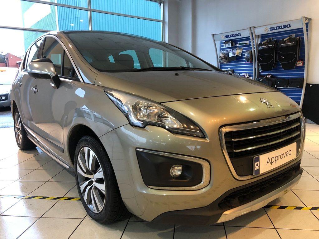 Peugeot 3008 SUV 1.6 HDi FAP Active 5dr