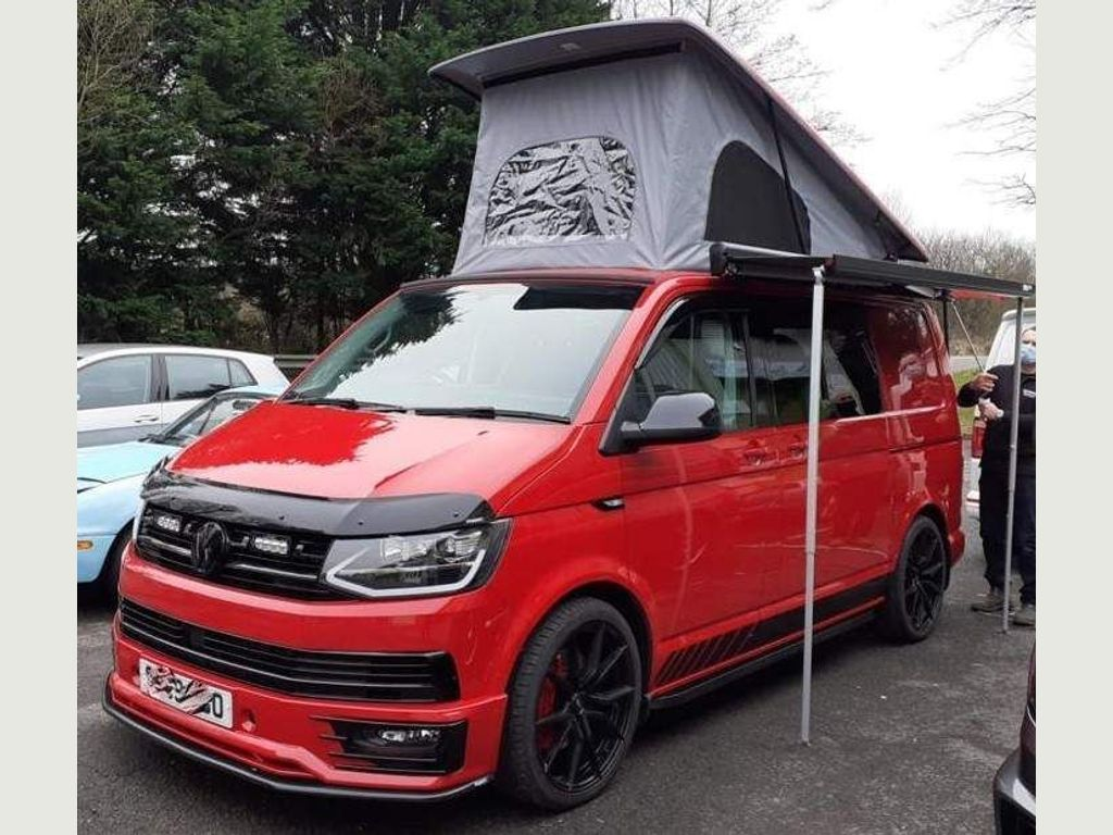 Volkswagen Transporter Camper T6 2.0 TDI HIGH LINE DSG AUTO CAMPER