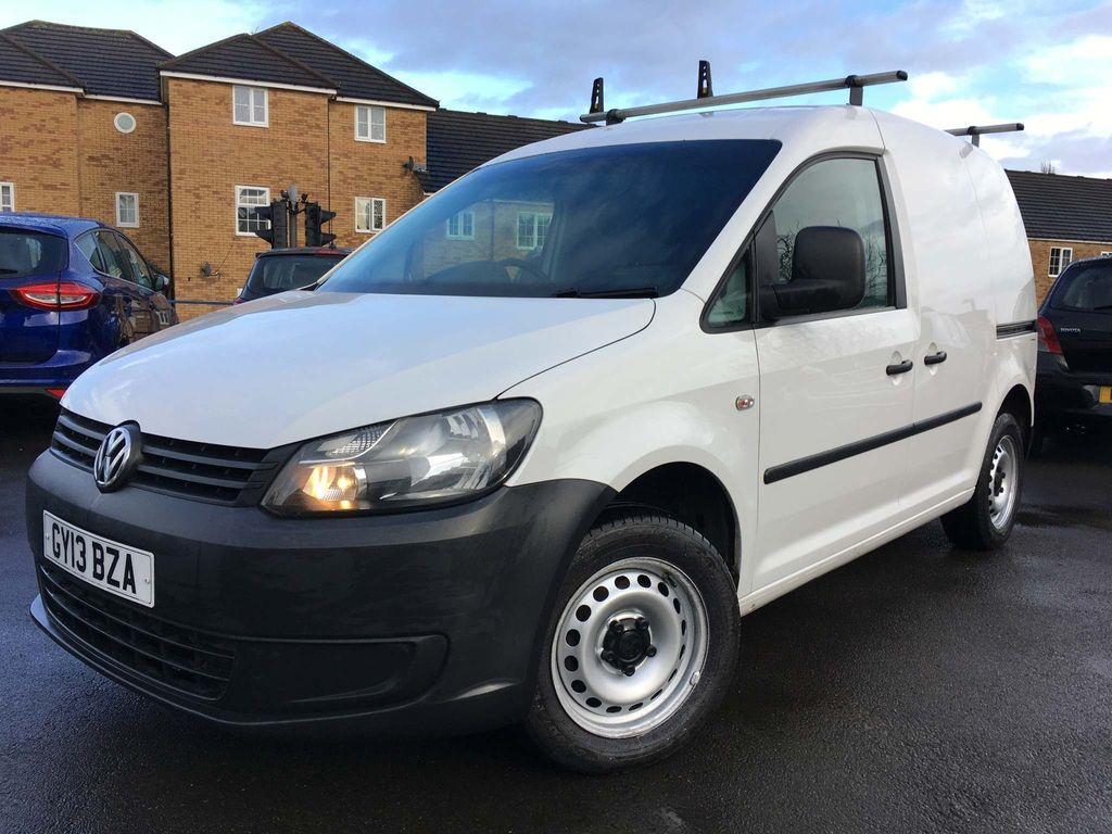 Volkswagen Caddy Panel Van 1.6 TDI C20 Panel Van 5dr Diesel Manual (152 g/km, 74 bhp)
