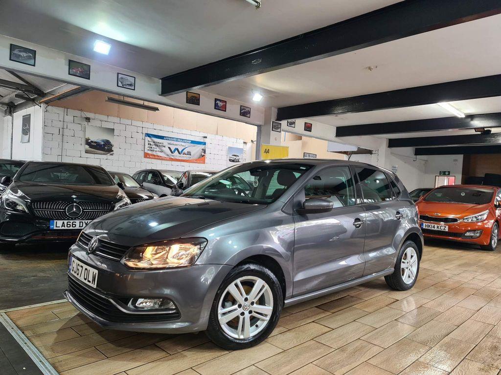 Volkswagen Polo Hatchback 1.2 TSI Match Edition DSG (s/s) 5dr