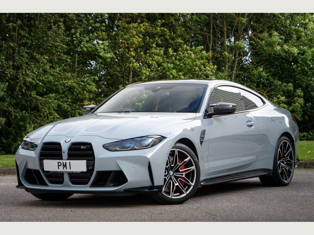 BMW M4 Coupe 3.0 BiTurbo Competition Steptronic (s/s) 2dr