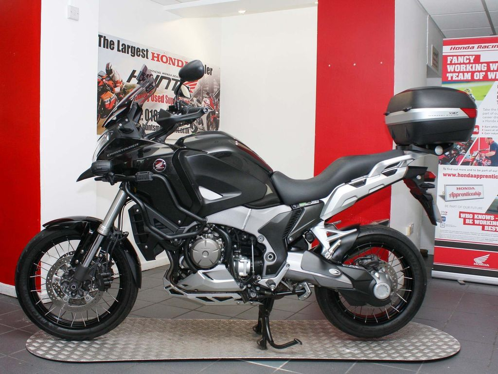 Honda VFR1200X Crosstourer Adventure 1200