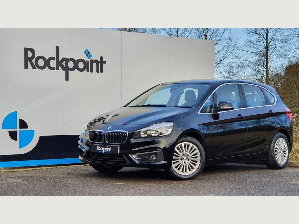 BMW 2 Series Active Tourer MPV 2.0 220d Luxury Active Tourer Auto (s/s) 5dr