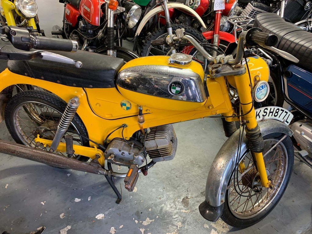 Puch Maxi Moped 50 SW