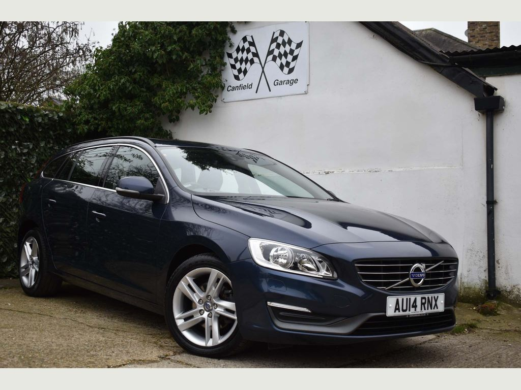 Volvo V60 Estate 1.6 T3 SE Powershift 5dr