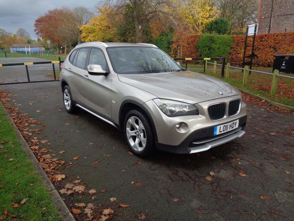 BMW X1 SUV 2.0 18d SE xDrive 5dr