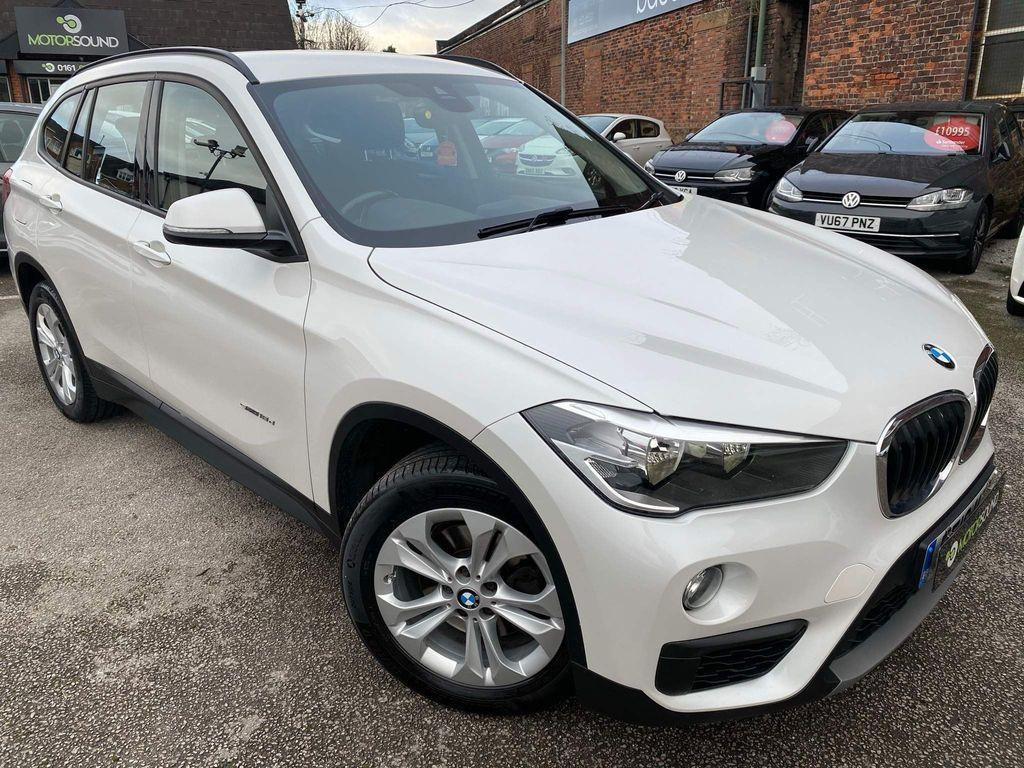 BMW X1 SUV 2.0 18d SE sDrive (s/s) 5dr