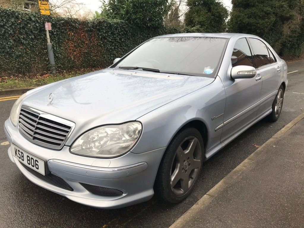 Mercedes-Benz S Class Other 3.7 S350 L 4dr